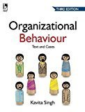 Organizational Behaviour Text And Cases                        Paperback  Kavita Singh | Pustakkosh.com