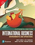 International Business 15e by Daniels/Salwan