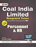 Coal India Limited Management Trainee Personnel  HR 2017 by GKP