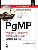 Pgmp Program Management Professional Exam Study Guide by Paul Sanghera
