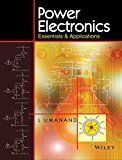 Power Electronics Essentials  Applications WIND by L. Umanand