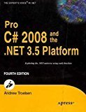 Pro C 2008 and the .NET 3.5 Platform by Andrew Troelsen