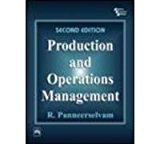 Production  Operations Management 2E by Panneerselvam