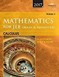Wileys Mathematics for JEE - Main  Advanced Calculus Vol 3 WIND by G.S.N. Murti