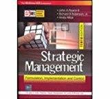 Strategic Management SIE by John Pearce