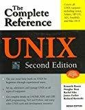 UNIX The Complete Reference Second Edition by Kenneth Rosen