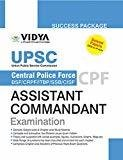 CPF Assistant Commandant Examination Guide English by Vidya Editorial Board