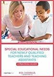 Special Educational Needs for Newly Qualified Teachers and Teaching Assistants A Practical Guide David Fulton Books by Rita Cheminais