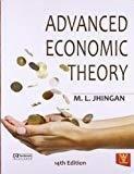 Advanced Economic Theory 14e PB by JHINGAN