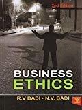 Business Ethics 2e by Badi R V