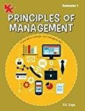 Principles of Management  for Sem I B.Com. - I by R K Singla