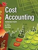 Cost Accounting for Sem V  VI KU  MDU B.Com. - III by S P Gupta