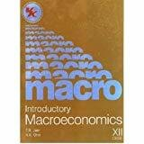 Introductory Macroeconomics - Class XII - Without CD by T.R. Jain