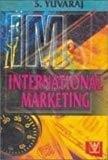 International Marketing by S. Yuvaraj