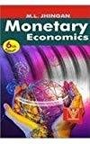 Monetary Economics by Jhingam