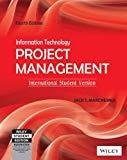 Information Technology Project Management 4ed ISV MISL-WILEY by Jack T. Marchewka
