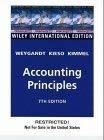 WIE Accounting Principles by Jerry J. Weygandt