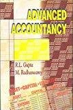 Advanced Accountancy Theory Method and Application - Vol. 1 by R.L. Gupta