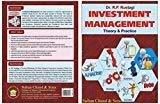Investment Management  Theory And Practice by R. P. Rustagi