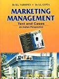 Marketing Management Text and Cases by R.L. Varshney