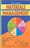 Materials Management by M.M. Varma