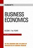 Business Economics B.Com - Ist Year by P.K. Mehta