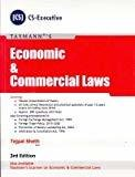 Economic  Commercial Laws CS-Executive by Tejpal Sheth