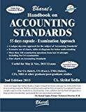 Handbook on ACCOUNTING STANDARDS with FREE Summary Book by CA. Akshat Kedia