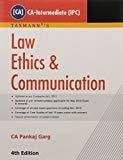 Law Ethics and Communication CA-IPC by CA Pankaj Garg