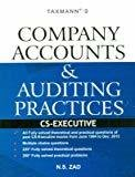 Company Accounts and Auditing Practices by N.S. Zad