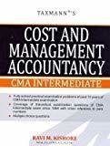 Cost and Management Accountancy CMA - Intermediate by M. Ravi Kishore