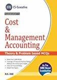 Cost and Management Accounting Theory and Problem Based MCQS by N.S. Zad