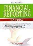 Financial Reporting CA - Final by B.D. Chatterjee