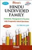 HINDU UNDIVIDED FAMILY Formation Management  Taxation by Pawan Jain
