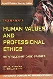 Human Values and Professional Ethics by S. Kannan