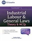 Industrial Labour  General Laws for CS-Executive Theory  MCQs by Desikan Balaji
