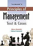 Principles of Management Text and Cases by Neeru Vasishth