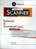 Scanner-Economic  Commercial Laws CS-Executive July 2016 Edition by N.S. Zad