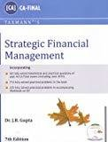 Strategic Financial Management Book  Workbook CD-Rom by Dr. J B Gupta