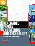 Renewable Energy Engineering and Technology A Knowledge Compendium by V. V. N. Kishore