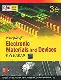 Principles of Electronic Materials and DevicesSIE by Safa Kasap