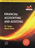 Financial Account and Audit Delhi University by Tulsian