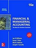 Financial and Managerial Accounting the Basis for Business Decisions by Jan R. Williams