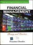 Financial Management Theory and Practice by Prasanna Chandra