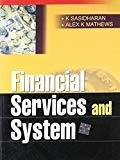 Financial Services and System by K Sasidharan