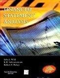 Financial Statement Analysis by John Wild