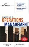 Managers Guide to Operations Management by John Kamauff