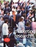 Marketing Research by John Boyce