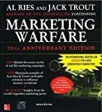 Marketing Warfare 20th Anniversary Edition by Al Ries