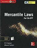 Mercantile Laws for CA-CPT by P.C. Tulsian